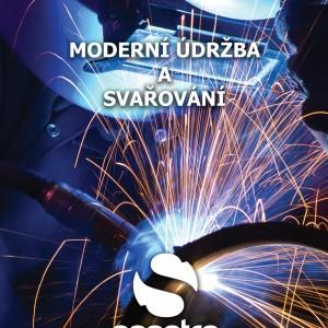 Moderná údržba a zváranie - prospekt Spectra Zlín 2017