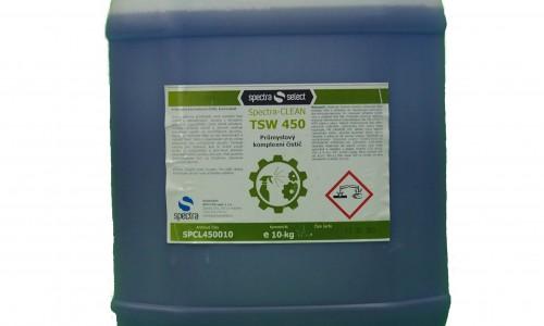 Spectra CLEAN TSW 450 čistenie častí strojov pre bežnú údržbu